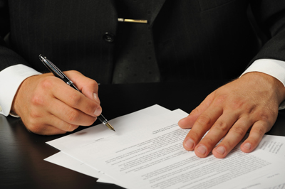 análisis de firmas
